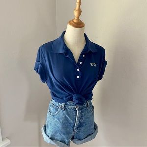 Vintage JC Penney The Fox Polo